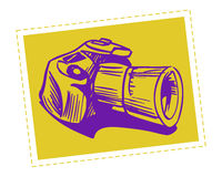 Reflex camera Stock Photos