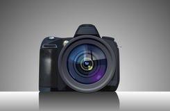 Reflex camera Stock Images