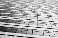 Reflex des Gebäudes Lizenzfreies Stockfoto