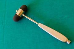 Reflex hammer Stock Images