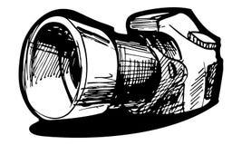 Reflexcamera Royalty-vrije Stock Afbeeldingen