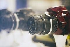 Reflexcamera's Stock Foto