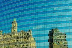 Reflexões Imagem de Stock
