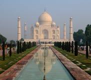 Reflexión 2 de Taj Mahal Foto de archivo libre de regalías