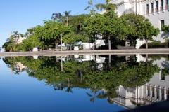 reflexión Foto de archivo libre de regalías