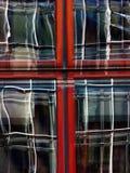 Reflexión abstracta Imagenes de archivo