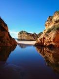 Reflexión de Algarve Imagenes de archivo