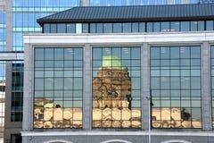 Reflexión de Dublín Foto de archivo