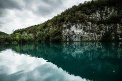 Reflexión de espejo del paisaje imagen de archivo libre de regalías