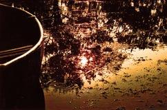 Reflexión de la charca Imagen de archivo