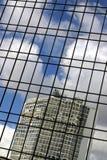 Reflexión de la oficina Imagen de archivo libre de regalías