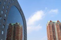 Reflexión de la torre Imagen de archivo