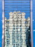 Reflexión de la torre de Chicago Tribune Fotos de archivo libres de regalías