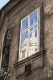 Reflexión de la ventana Fotos de archivo libres de regalías