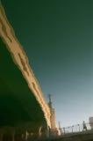 Reflexión de un puente Foto de archivo libre de regalías