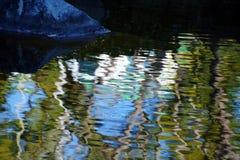 Reflexión del agua Imágenes de archivo libres de regalías