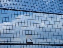 Reflexión del cielo Imagenes de archivo