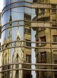 Reflexión del edificio Imagen de archivo