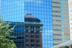 Reflexión del edificio Imágenes de archivo libres de regalías