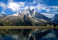 Reflexión del lago Fotografía de archivo libre de regalías