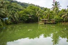 Reflexión del lago Fotos de archivo