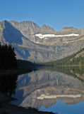 Reflexión del lago mountain Imagen de archivo libre de regalías