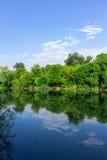 Reflexión en agua Fotografía de archivo libre de regalías
