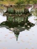 Reflexión en el agua Fotografía de archivo