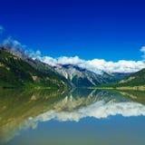 Reflexión en el agua Imagenes de archivo