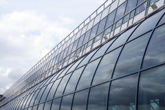 Reflexión en ventanas Imagen de archivo libre de regalías
