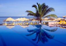 Reflexión tropical Imagen de archivo