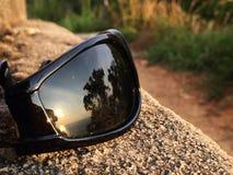 reflexion Stockfoto