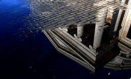 Reflexion Lizenzfreie Stockbilder