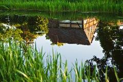 Reflexion Stock Photo