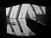 reflexion Royaltyfri Fotografi
