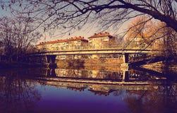 reflexion Lizenzfreies Stockfoto