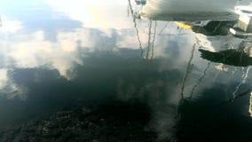 Reflexion 16 Stockbild