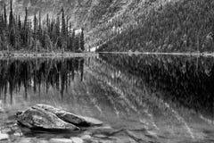 Reflexion Arkivfoto