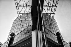 Reflexion av en byggnad Royaltyfri Fotografi
