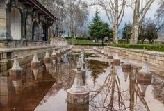 Reflexion av monumentet Royaltyfri Fotografi