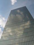 Reflexion des Himmels Lizenzfreies Stockfoto