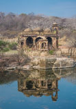 Reflexion des Monuments Lizenzfreie Stockfotos