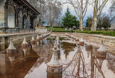 Reflexion des Monuments Lizenzfreie Stockfotografie