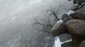 reflexion ii fotografering för bildbyråer