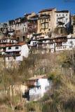Reflexion im Wasser von Veliko Tarnovo Lizenzfreie Stockfotos