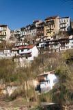 Reflexion im Wasser von Veliko Tarnovo Lizenzfreies Stockfoto