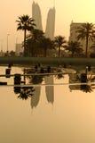 Reflexion von BFH Stockbild