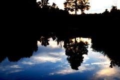 Reflexionen Lizenzfreies Stockbild