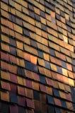 Reflexionen auf Gebäude Lizenzfreie Stockfotografie