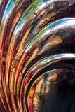 Reflexionen in der Keramik Lizenzfreies Stockbild